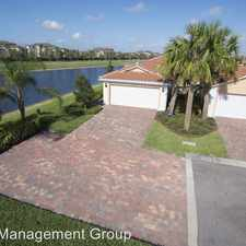 Rental info for 12132 Tripletail Ln. in the Orlando area