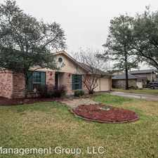 Rental info for 13414 Piney Oaks Dr in the Houston area
