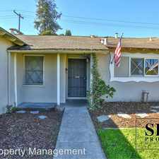 Rental info for 5629 Rotterdam Ln in the San Jose area
