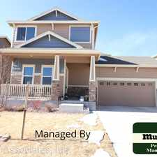 Rental info for 8271 Hardwood Cir in the Colorado Springs area
