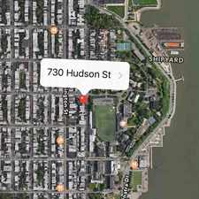 Rental info for 730 Hudson St 1A in the Jersey City area