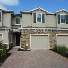 Rental info for Brand New Construction, 3/2.5 Town Home in Winter Park with Garage! in the Orlando area