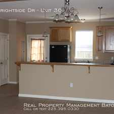 Rental info for 2405 Brightside Dr in the Baton Rouge area