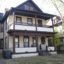 Rental info for 806 6th Street Southeast #1 in the Minneapolis area