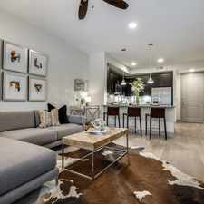 Rental info for 806 South Main Street #322 in the Houston area