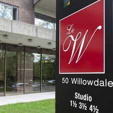 Rental info for 50 Avenue Willowdale #812 in the Outremont area
