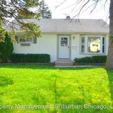 Rental info for 303 N Elm St in the Mount Prospect area