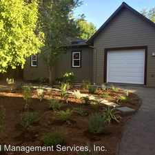 Rental info for 5054 NE Sumner Street #B in the Cully area