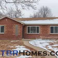 Rental info for 2052 Jamaica St in the Denver area