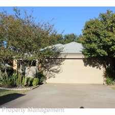 Rental info for 527 Trailcrest Drive in the Garland area
