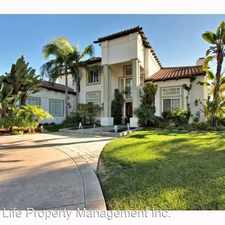 Rental info for 1120 Mansiones Ln in the San Diego area