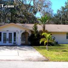 Rental info for $2900 3 bedroom House in Pasco (New Port Richey) New Port Richey