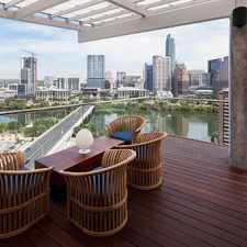 Rental info for ATX Living Solutions Group, LLC in the South River City area