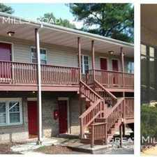 Rental info for 21614 Great Mills Road