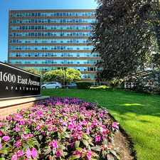 Rental info for 1600 East Avenue Apartments in the East Avenue area