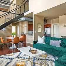 Rental info for The Lofts at Atlantic Station in the Loring Heights area