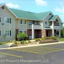 Rental info for City View Apartments in the West Bend area