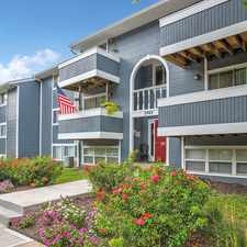 Rental info for University Villa Apartments in the Rosedale area