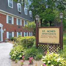 Rental info for Saint Agnes Apartments in the Woodlawn area