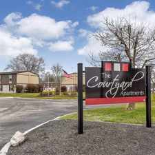 Rental info for Courtyard Apartments in the Clarksville area
