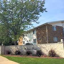 Rental info for Willow Run of Crest Hill