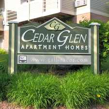 Rental info for Cedar Glen
