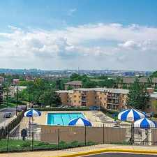 Rental info for Washington View in the Anacostia area