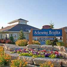 Rental info for Scheuring Heights