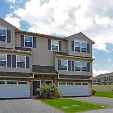 Rental info for Townhomes at Paxton Creek in the Harrisburg area