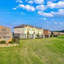 Rental info for The Reserve at Sage Meadows