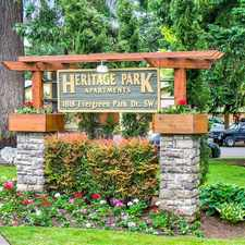 Rental info for Heritage Park