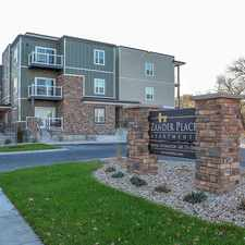 Rental info for Zander Place Apartments