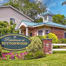 Rental info for The Residences at Buttonwood Park