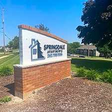 Rental info for Springdale Apartments