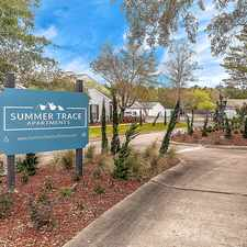 Rental info for Summer Trace Apartments