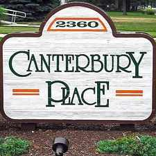 Rental info for Canterbury Place Apartments
