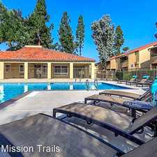 Rental info for Terra at Mission Trails in the 92120 area