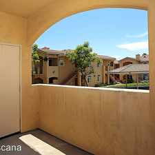 Rental info for Villa Toscana in the Rancho San Diego area