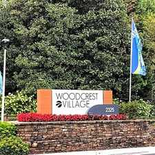 Rental info for Woodcrest Village