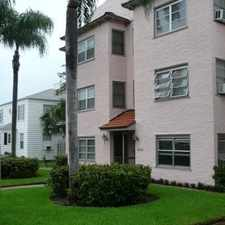 Rental info for Gorgeous 1 Bedroom, with separate Kitchen across from the Intracoastal in the West Palm Beach area