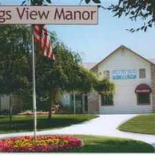 Rental info for Affordable Senior Community-Great Price-Great Activities-Great Location!!! For a Limited Time - No Application Fees!