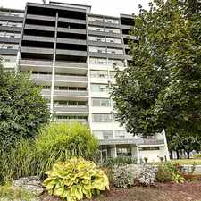 Rental info for North Shore Towers: 1249 North Shore Boulevard, East, 1 Bedroom in the Burlington area