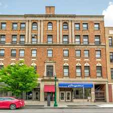Rental info for Clinton Square Suites in the Westside area