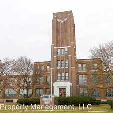 Rental info for Amity Apartments in the West Bend area