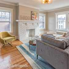 Rental info for 253 Alexander St in the Central Business District area