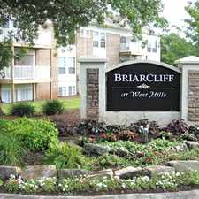 Rental info for Briarcliff at West Hills