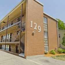 Rental info for 129 Burcham Apartments