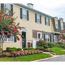 Rental info for Middle River Townhomes