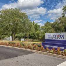 Rental info for St. Croix Apartments