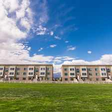 Rental info for Easton Park In American Fork
